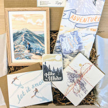 Load image into Gallery viewer, White Mountains Holiday Gift Box
