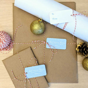 Gift Wrapping - Multiple Items