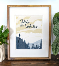 Load image into Gallery viewer, Hike the Whites Print