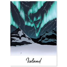 Load image into Gallery viewer, Iceland Postcard