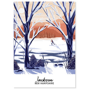 Jackson, New Hampshire Postcard