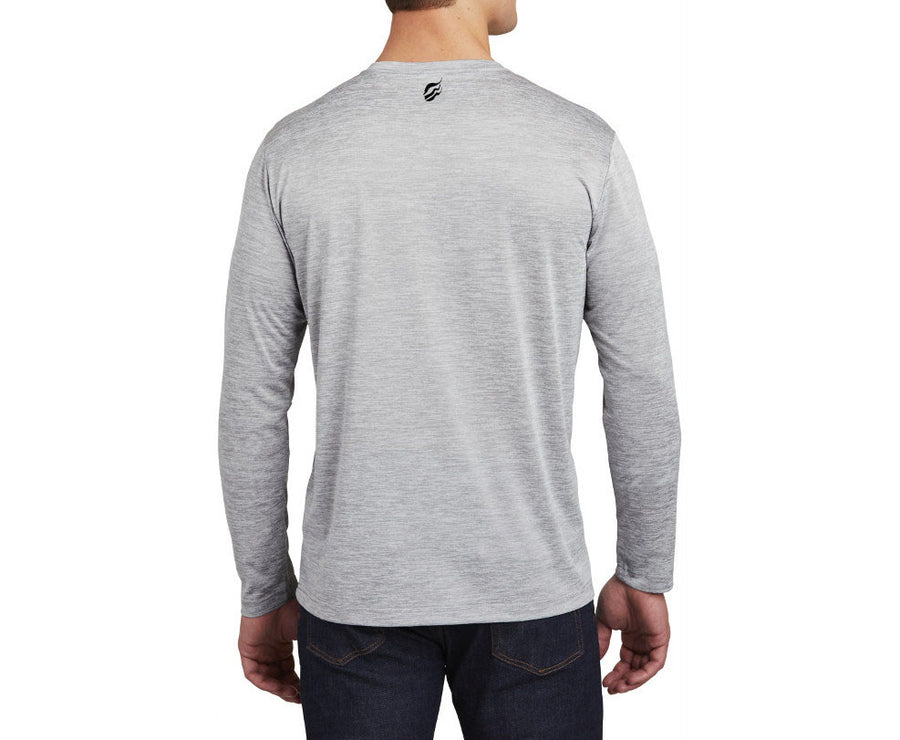 Foundation Long Sleeve Performance Tee