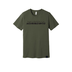 This Is The Day Message Tee