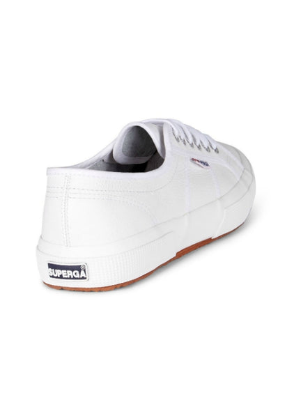 SUPERGA 2750 EFGLU PURE WHITE