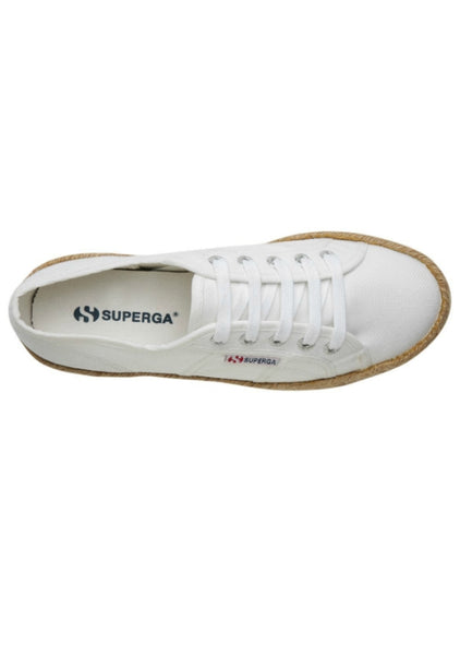 SUPERGA 2730 COTROPEW PURE WHITE
