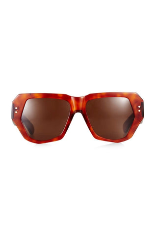 BEC + BRIDGE PARED BIG MAMMA HAVANA BROWN TORTOISESHELL