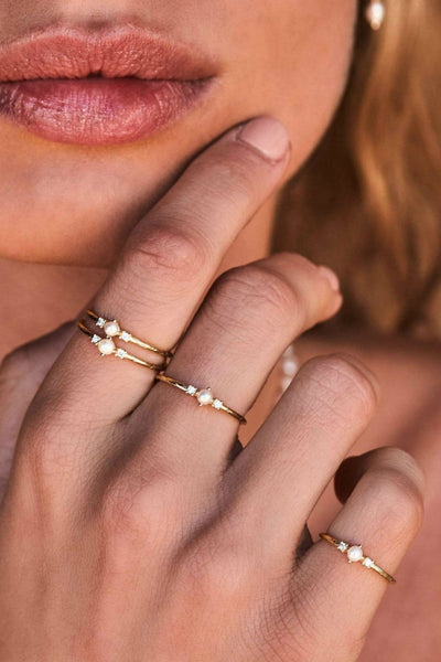 BY CHARLOTTE ETERNAL PEACE RING GOLD