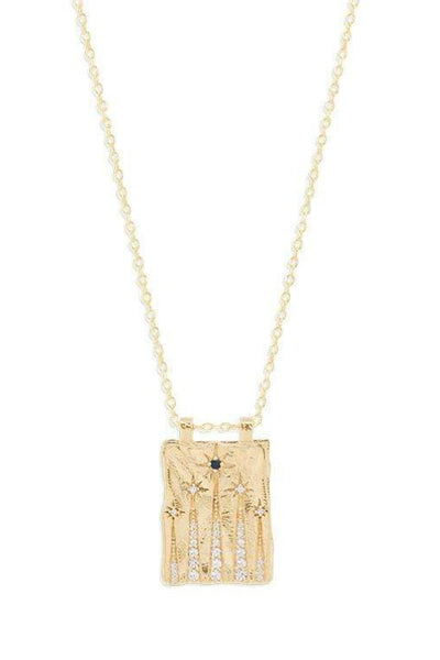 BY CHARLOTTE MAGIC OF YOU NECKLACE GOLD