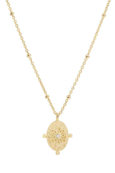 BY CHARLOTTE PATH OF LIFE NECKLACE GOLD