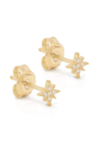 BY CHARLOTTE STARLIGHT EARRINGS GOLD