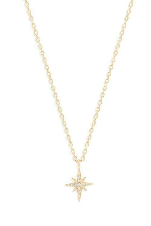 BY CHARLOTTE STARLIGHT NECKLACE GOLD
