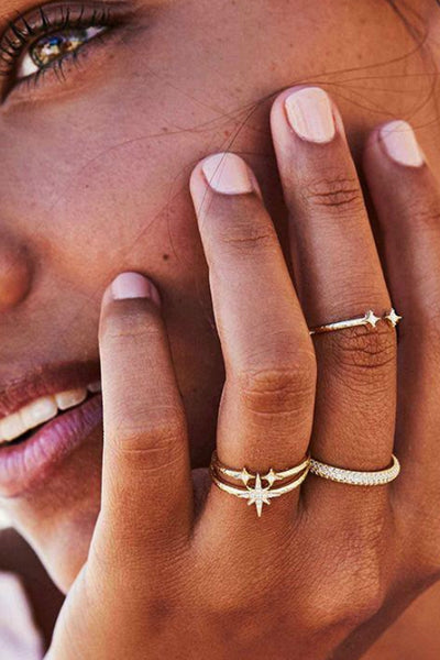 BY CHARLOTTE WISH RING GOLD
