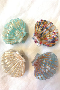 SHELL HAIR CLIP PERTH BOUTIQUE