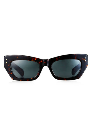 PARED BEC AND BRIDGE PETITE MOUR DARK TORTOISESHELL