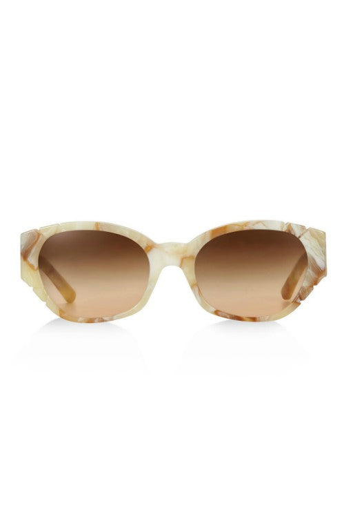 PARED EYEWEAR DIAMONDS AND PEARLS IVORY MARBLE