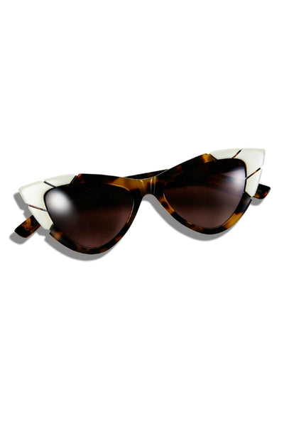 PARED EYEWEAR PICCOLO & GRANDE DARK TORTOISE IVORY