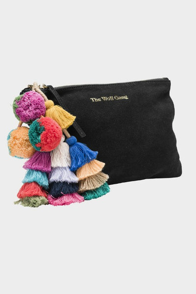 THE WOLF GANG TASSEL BAG