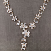 Daisy Necklace Set - Design # 8016