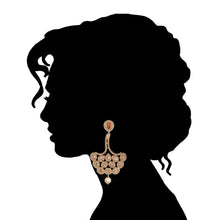 Load image into Gallery viewer, Raanee Earrings - Design # 7057