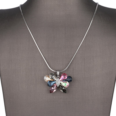 Butterfly Pendant Set - Design - # 3004