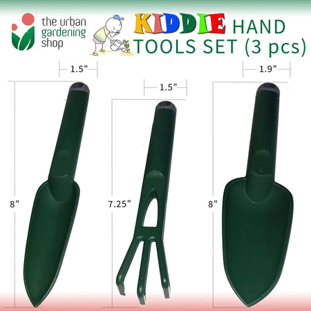 KIDDIE GARDEN TOOLS SET (3-pcs per set)