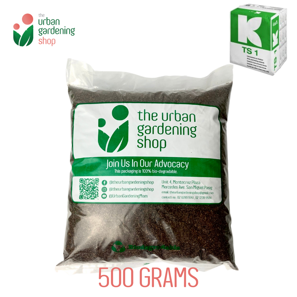 SPHAGNUM PEAT MOSS by Klasmann  (re-packed 1 liter/ 4 liters) :  Premium Potting Soil Substitute