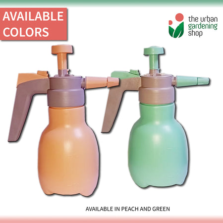 1-liter PRESSURIZED GARDEN SPRAY CONTAINER – High Quality and Elegant Design