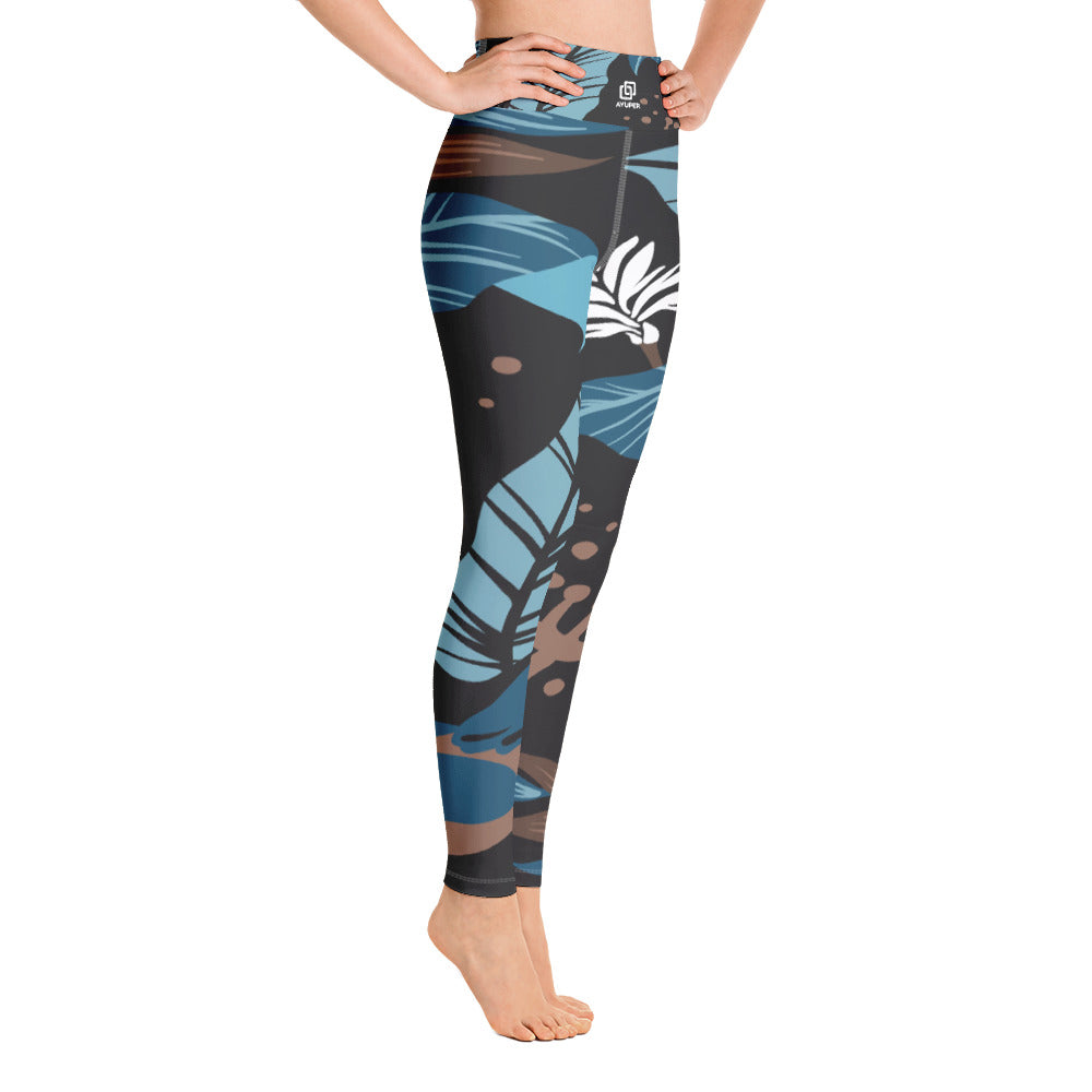 f80d1933d8 Spring Birds Yoga Leggings - Ayuper
