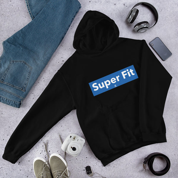 Super Fit Hooded Sweatshirt - Ayuper