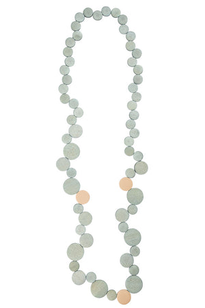 Necklace Kiana - metallic