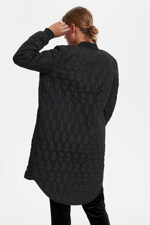 Quilted Coat Kashally