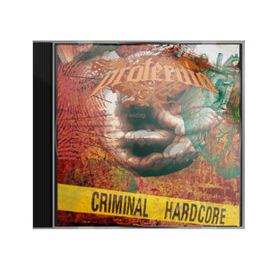 CD PROTERVIA Criminal hardcore
