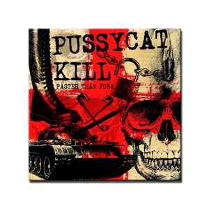 CD PUSSYCAT KILL faster than punk