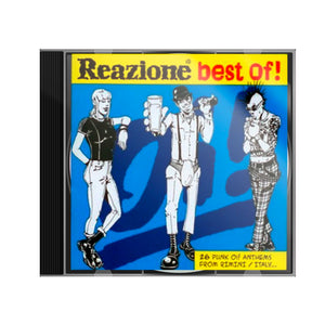CD REAZIONE best of!