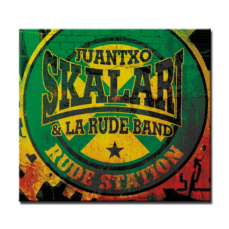 CD JUANTXO SKALARI rude station