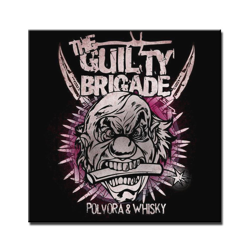 CD THE GUILTY BRIGADE Pólvora y whisky