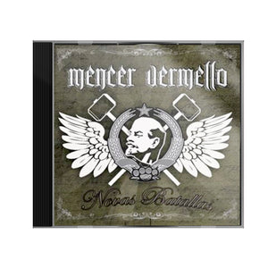 CD MENCER VERMELLO Novas batallas