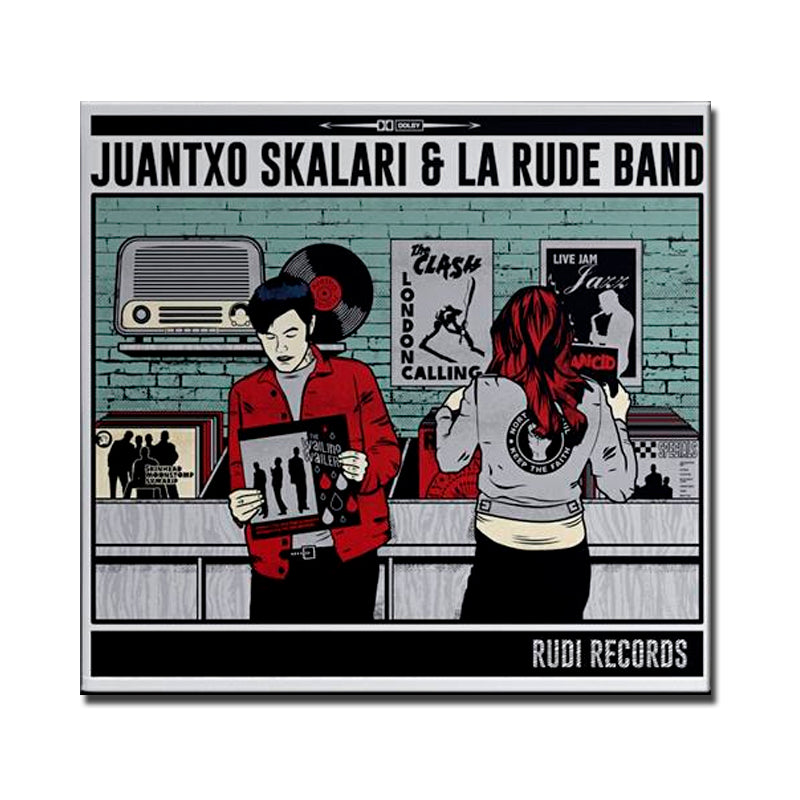 CD JUANTXO SKALARI Rudi Records