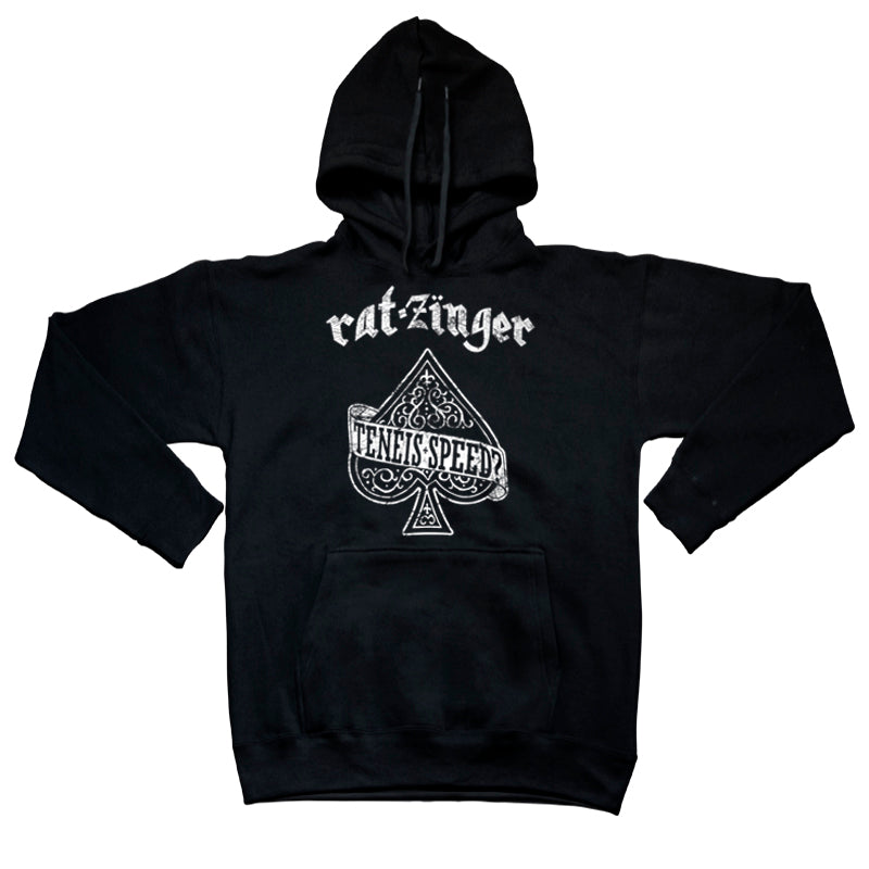 Sudadera capucha RAT-ZINGER speed