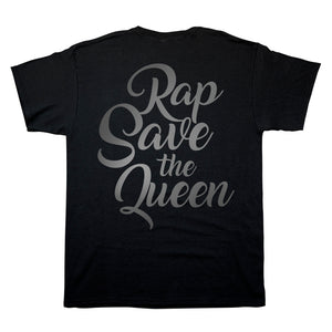 Camiseta manga corta hombre IRA rap save the queen