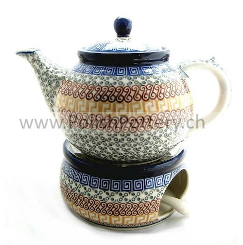 060 Teapot/Warmer Sets (1.2 l)