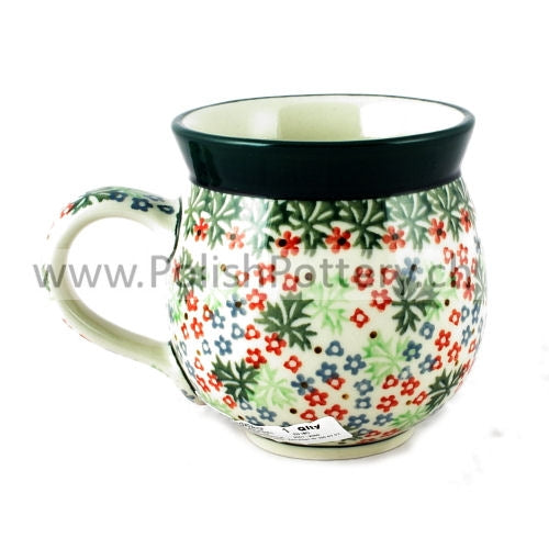 070 Medium Christmas Bubble Mugs