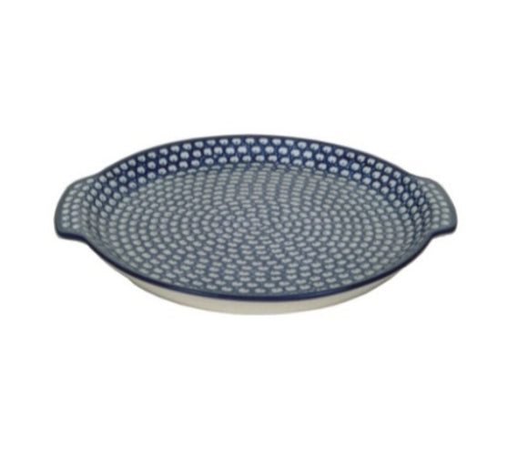 151 Handled Round Trays
