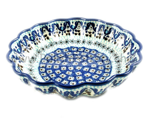 249 Medium Scalloped Bowls
