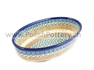 298 Small Oval Oven Dishes