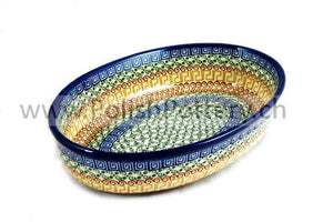 299 Extra Small Oval Oven Dishes
