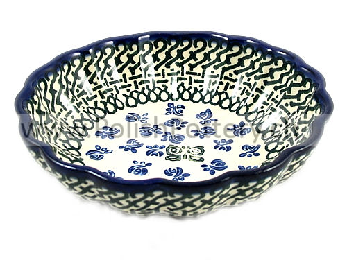 448 Scalloped Bowls