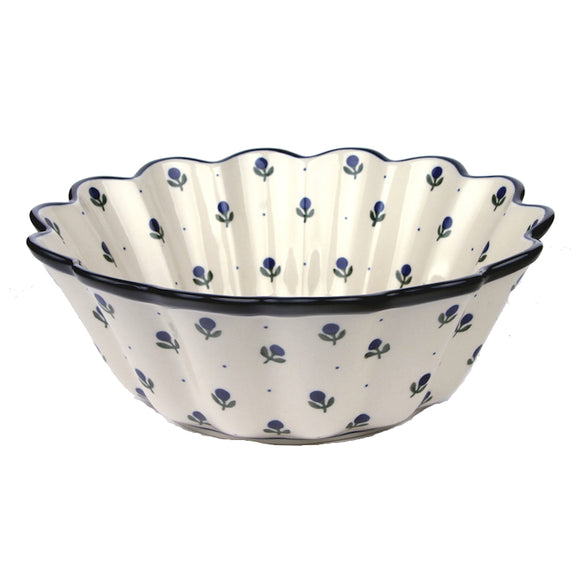 912 Fluted Bowl
