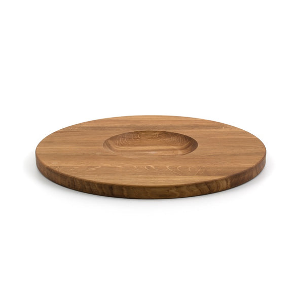 Serving Board Wood Round