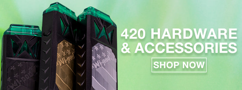 Get 50% off Wi-Pod and Swon Vaporizers